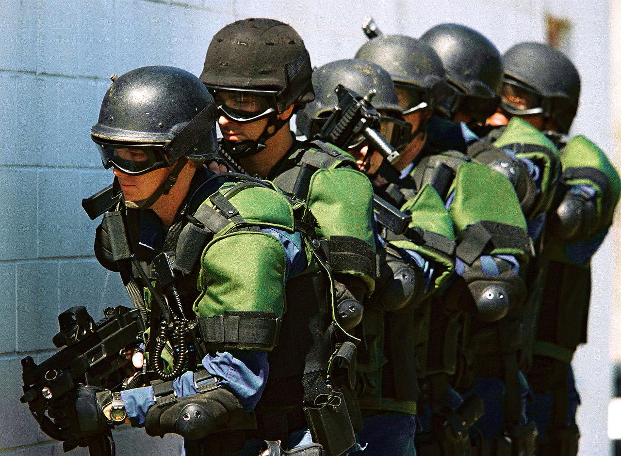 Security & Counter Terror Expo 2017