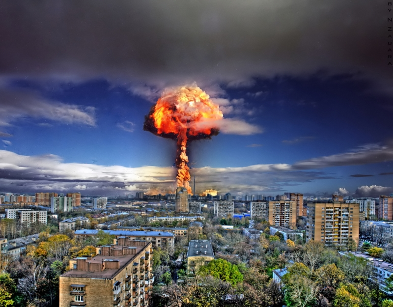 The Panic Room Company asks: Do you want to survive a nuclear war?