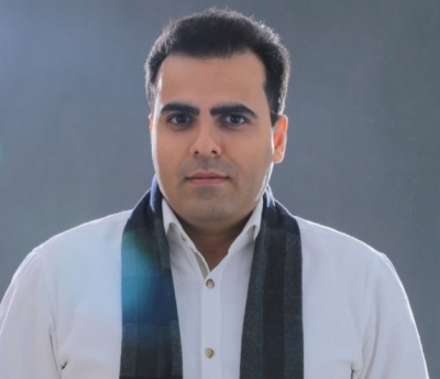 Vahid Shamasaei sales manager for The Panic Room Company in Iran