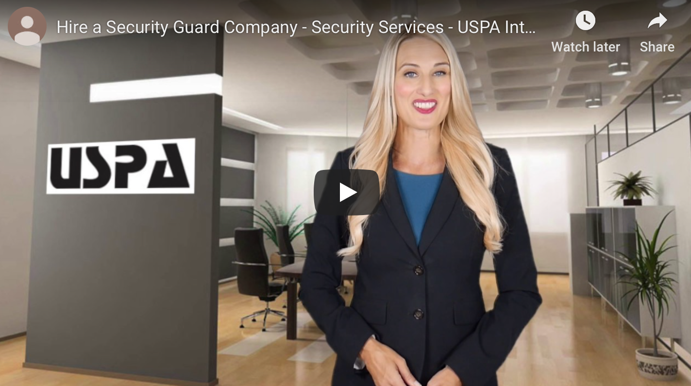 Hire a security guard, and much more